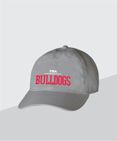 Bulldogs Grey Dad Cap