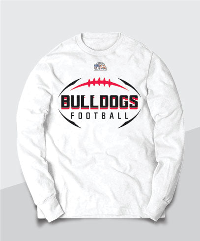 Bulldogs Legacy Long Sleeve Tee