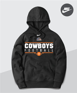 Cowboys Nike Team Club Hoodie