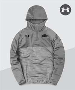 Cowboys Under Armour Lightweight Tech Hoodie