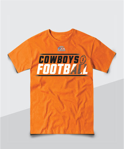 Cowboys Competitive Tee