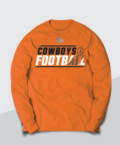 Cowboys Competitive Long Sleeve Tee