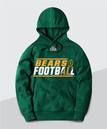 Bears Competitive Youth  Hoodie