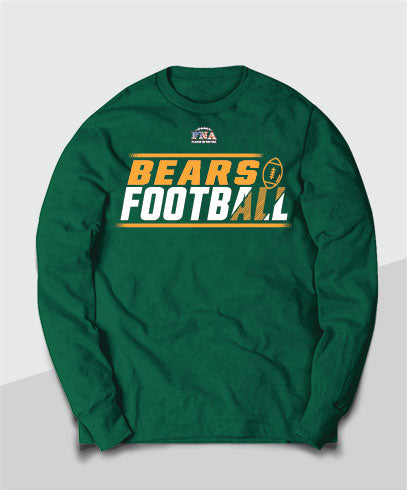 Bears Competitive Long Sleeve Tee