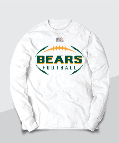 Bears Legacy Long Sleeve Tee