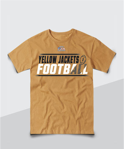 Yellow Jackets Youth Competitive Tee