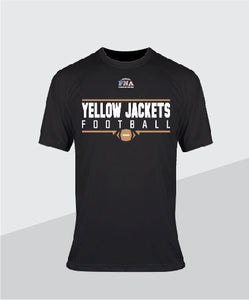 Yellow Jackets Performance Tee