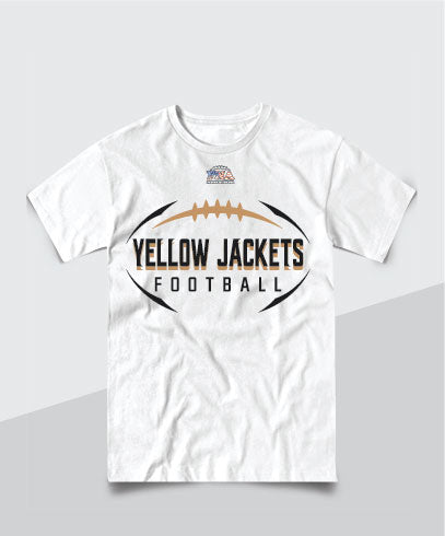 Yellow Jackets Legacy Tee