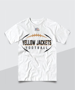 Yellow Jackets Youth Legacy Tee