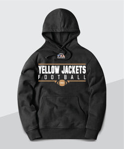 Yellow Jackets Gridiron Youth  Hoodie