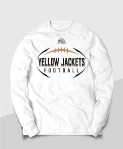 Yellow Jackets Legacy Youth Long Sleeve Tee