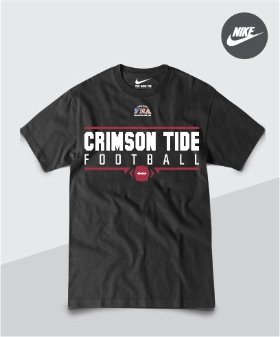 Crimson Tide Nike Core Tee
