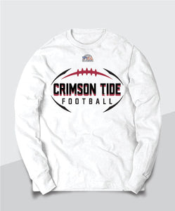 Crimson Tide Legacy Long Sleeve Tee
