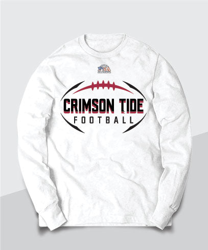 Crimson Tide Legacy Youth Long Sleeve Tee