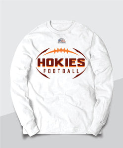 Hokies Legacy Long Sleeve Tee