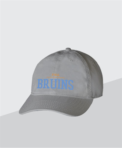 Bruins Grey Dad Cap