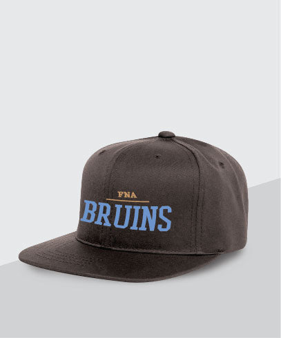 Bruins Pro-Style Twill Snapback - Youth