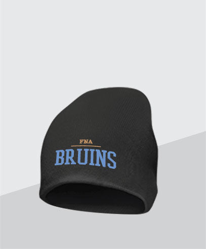 Bruins Black Knit Cap