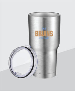 Bruins 30 oz Stainless Steel Tumbler