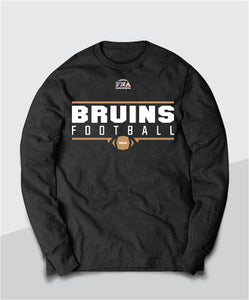 Bruins Gridiron Youth Long Sleeve Tee