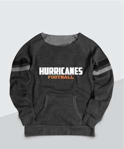 Hurricanes Ladies Scoop Neck