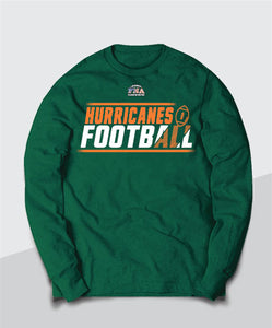 Hurricanes Competitive Long Sleeve Tee