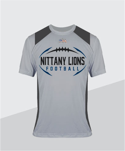 Nittany Lions Color-Block Performance Tee