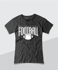 Boilermakers Ladies V-Neck Tee