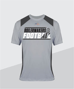 Boilermakers Color-Block Performance Tee