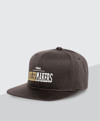 Boilermakers Pro-Style Twill Snapback - Youth