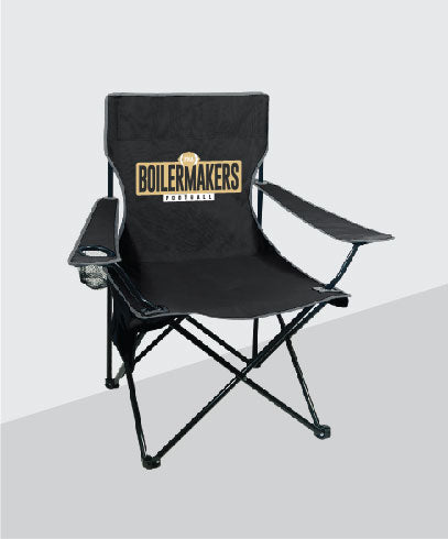 Boilermakers Tailgate Chair