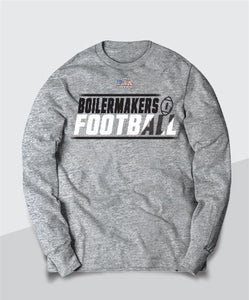 Boilermakers Competitive Long Sleeve Tee