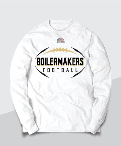 Boilermakers Legacy Long Sleeve Tee