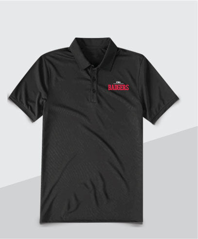 Badgers Men's Performance Polo
