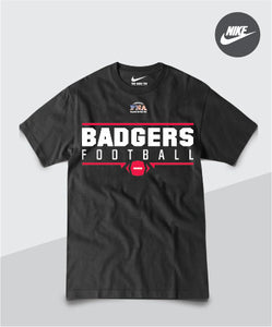 Badgers Nike Core Tee