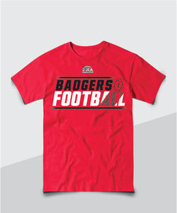 Badgers Competitive Tee
