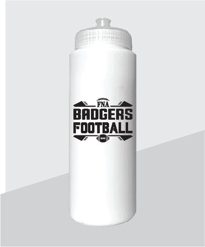 Badgers Sports Bottle