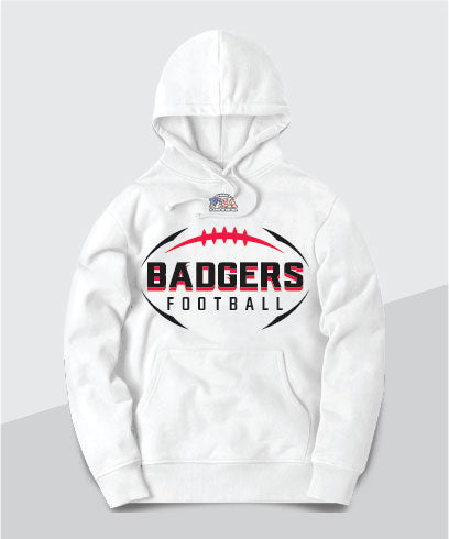Badgers Legacy Youth  Hoodie