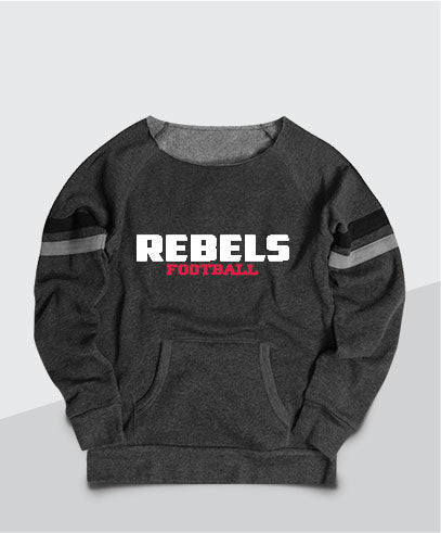 Rebels Ladies Scoop Neck