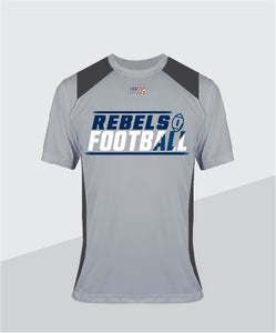 Rebels Color-Block Performance Tee