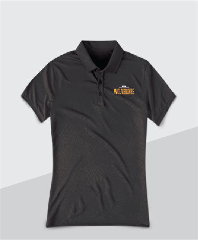 Wolverines Ladies Performance Polo