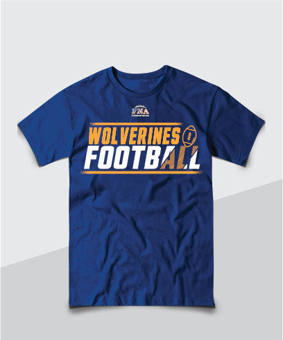 Wolverines Competitive Tee