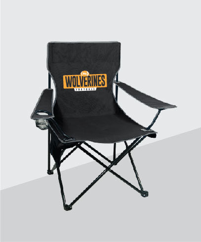 Wolverines Tailgate Chair