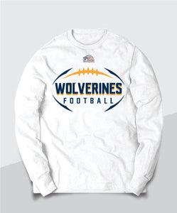Wolverines Legacy Long Sleeve Tee