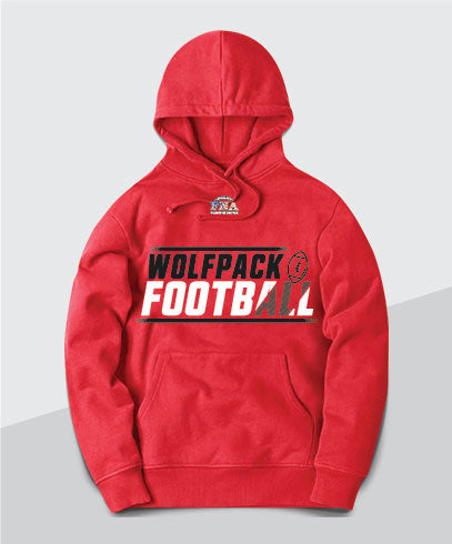 Wolfpack Competitive Hoodie