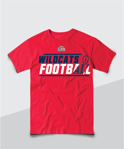 Wildcats Competitive Tee