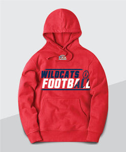 Wildcats Competitive Hoodie