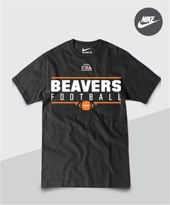 Beavers Nike Youth Tee