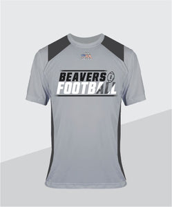 Beavers Color-Block Performance Tee