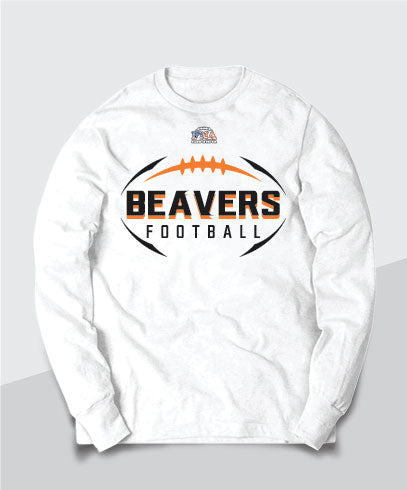 Beavers Legacy Long Sleeve Tee